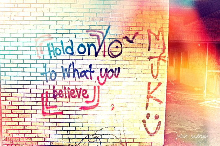hold on believe_final