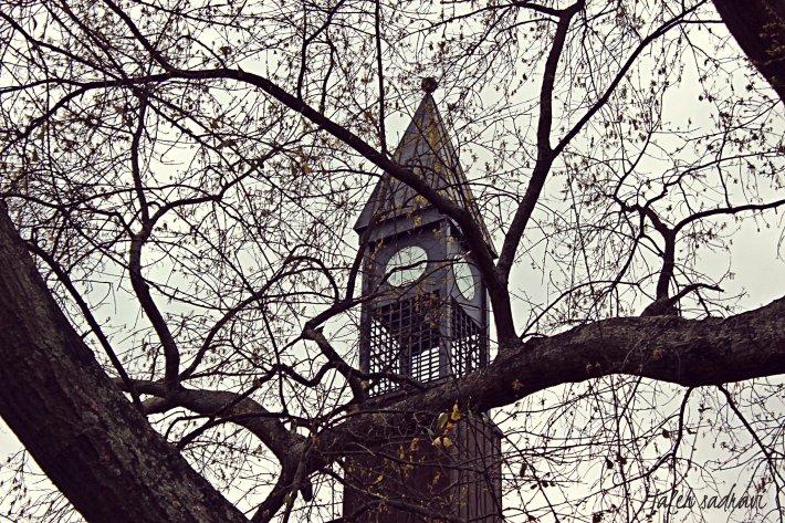 millsaps clock tower