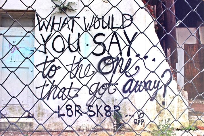 what would u say